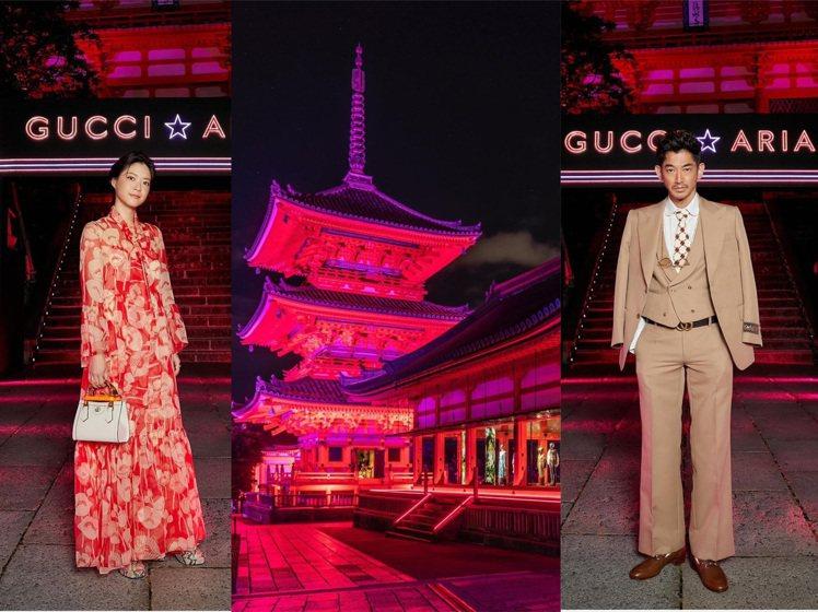 15年前曾共演《交響情人夢》的上野樹里、永山瑛太都是GUCCI百週年活動的嘉賓。...