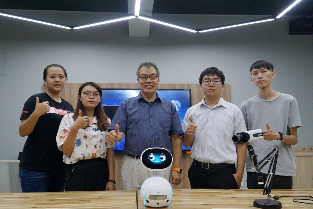 大葉大學建置人工智慧研發基地,培育尖端人才。