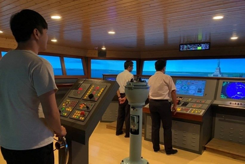 海大積極與企業合作培育航運相關人才 海大/提供
