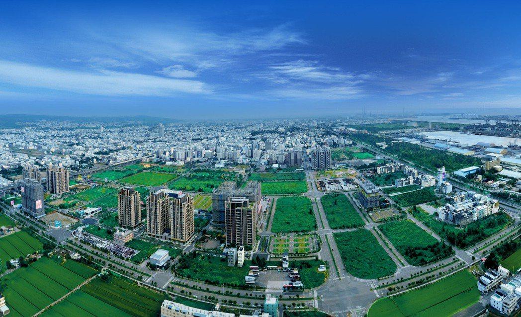 遠雄台中海線造鎮案下半年將推140億超大量體規模新案「遠雄幸福成」,8棟28層區...