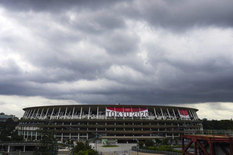 疫情陰影籠罩下的東京奧運令外界格外擔憂。(美聯社)