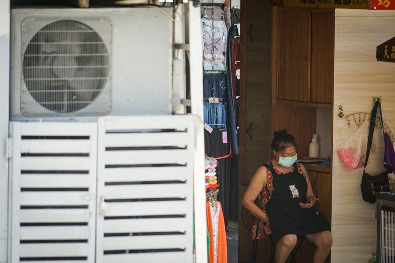 7月直接取消夏月電價。 中央社