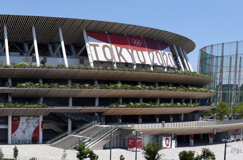 二○二○年東京奧運受到疫情影響,延期一年舉辦,更成了歷史上第一次「沒有觀眾的奧運會」。 歐新社