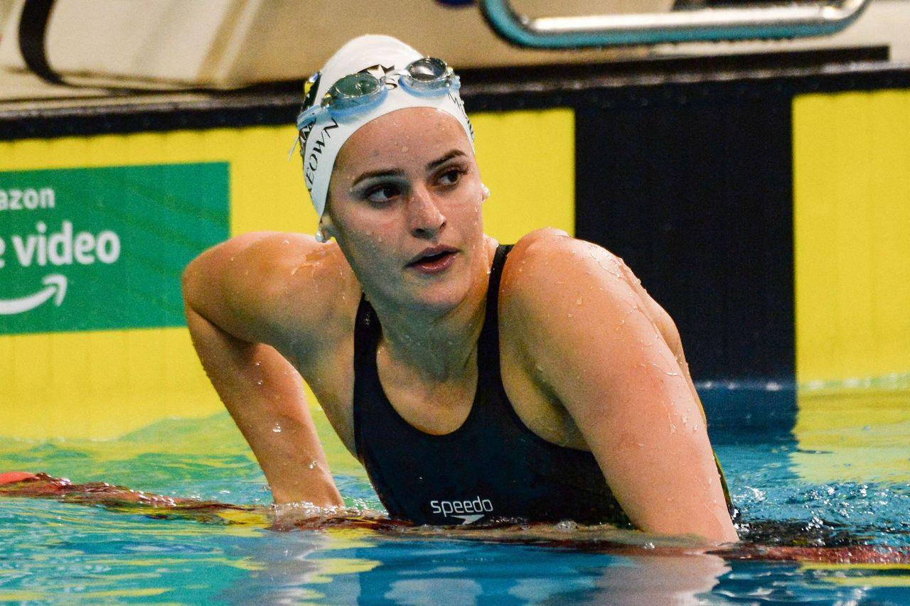游泳/澳洲女泳將馬凱恩拚仰式奪牌 棄2百公尺混合式