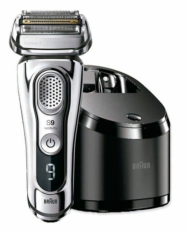 購買德國百靈新9系列音波電動刮鬍刀9395cc登錄送市價14,900元的德國百靈...