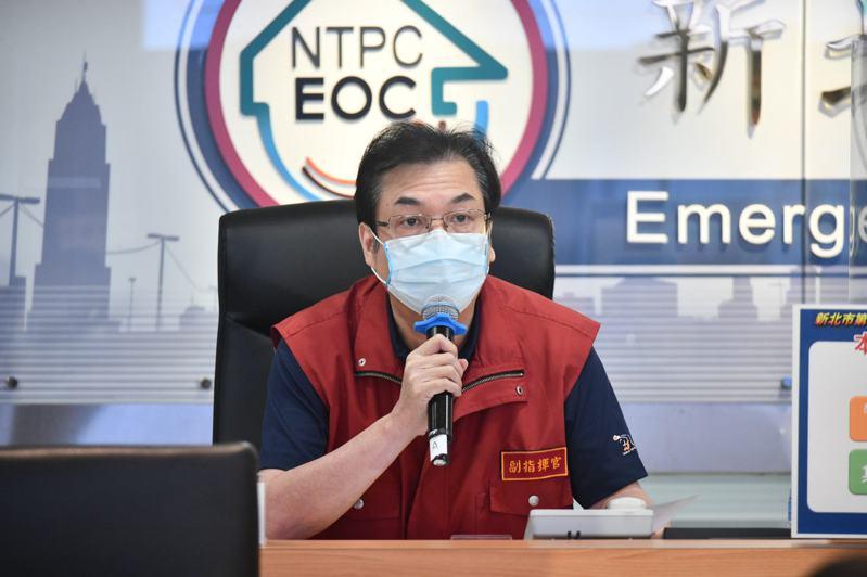 民眾都非常關心7月26日是否解封,新北市副市長劉和然表示,新北市的作法會類似緩解封、階梯式分兩階段調整,每周都會調整。圖/新北市新聞局提供