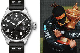 F1冠軍跟男演員手表都選這一牌?男人品味原來藏這裡!