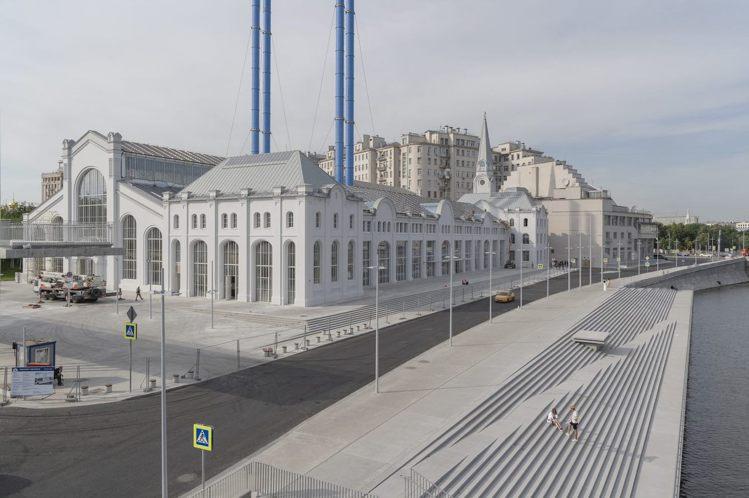 由發電站改建而成的莫斯科GES-2空間,正在啟動一項年度導師進駐專案,以支援戲劇...