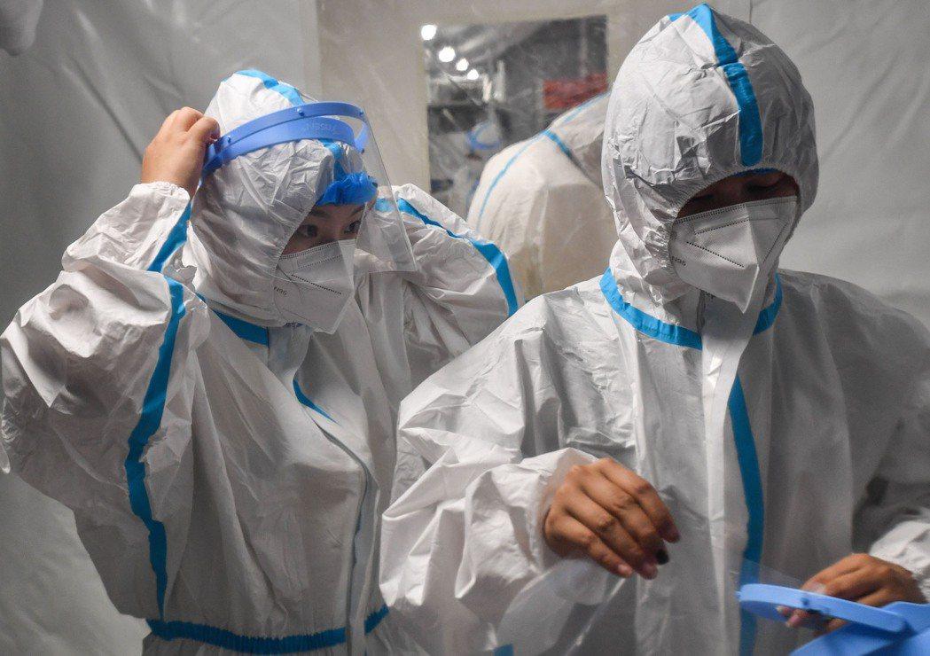 針對新冠肺炎起源的調查依舊持續,不過中國高級衛生官員20日斷然拒絕,表示中國政府...