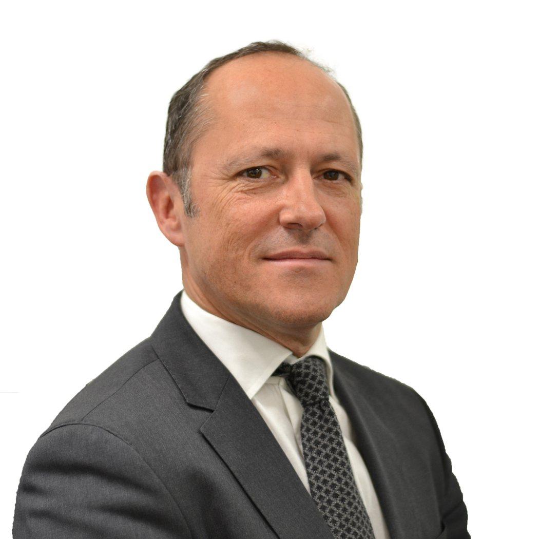 先機環球投資全球固定收益投資董事戴維斯(Huw Davies)。圖/先機環球投資...