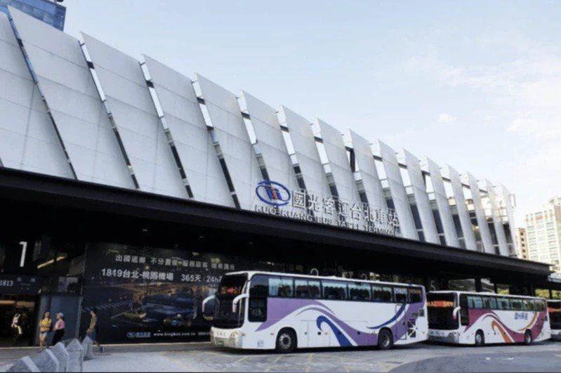 客運業者認為,就算警戒降級,運量仍無法馬上回升,希望紓困能夠持續。圖/國光客運提供