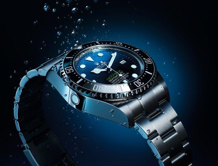 具備強悍3,900米防水性能的Oyster Perpetual Rolex De...