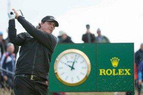 高爾夫大滿貫重返英傳奇球場 ROLEX再成大會指定時計