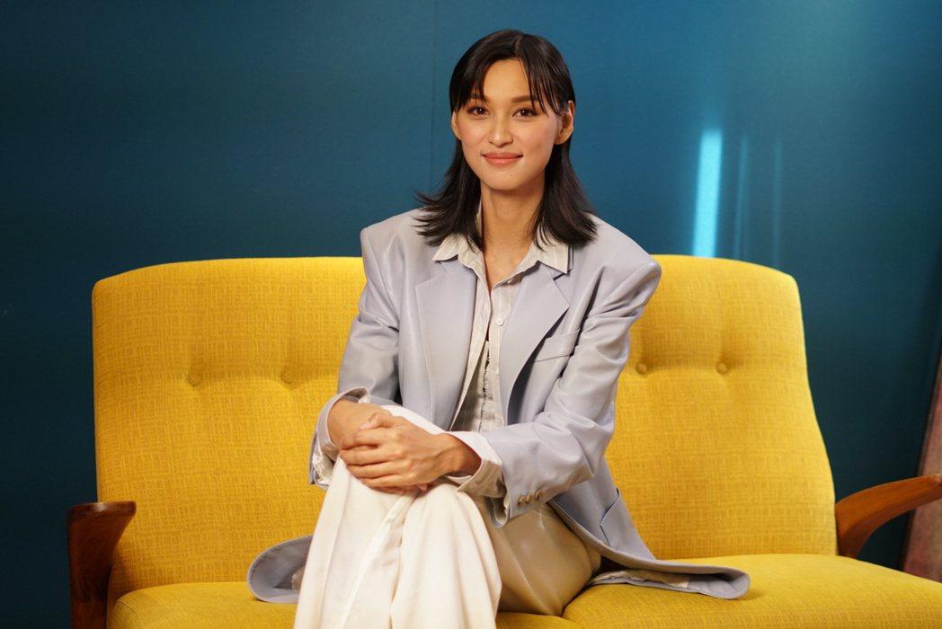 香港新人王丹妮初登大銀幕便要飾演百變舞台天后梅艷芳。圖/索尼提供