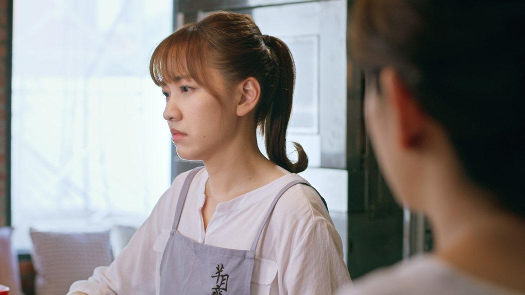 林玟誼入圍金鐘獎最佳女主角後接拍的新戲是「神之鄉」。圖/東森提供