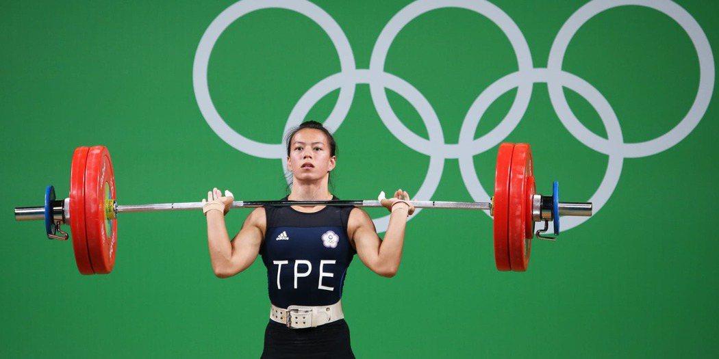 郭婞淳以世界紀錄保持人身分登奧運殿堂,原本就是奪金熱門。圖/中華奧林匹克委員會提...