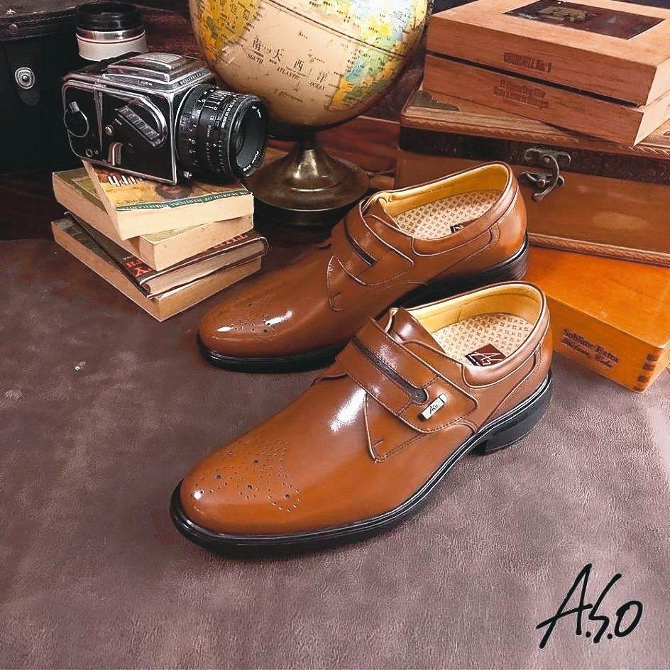 A.S.O頂級氣墊鞋減壓系列,外型與機能性設計兼具,可充分體驗雙腳減壓的舒適。...