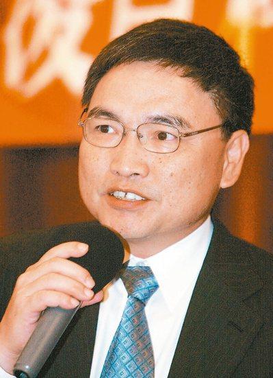 凌通董事長黃洲杰(本報系資料庫)