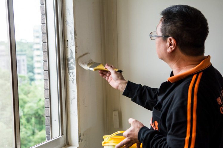 颱風來前,要注意居家漏水問題。圖/特力屋提供