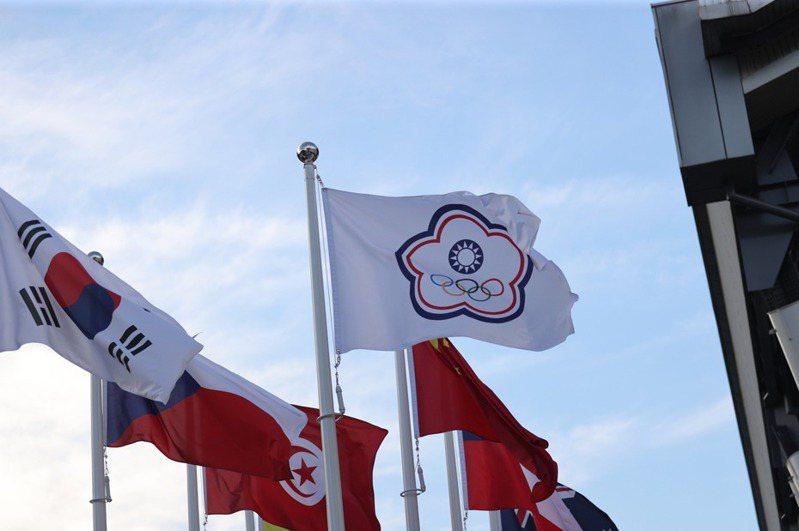 東奧開幕式今晚登場,中華隊將是第105位入場。 圖/體育署提供