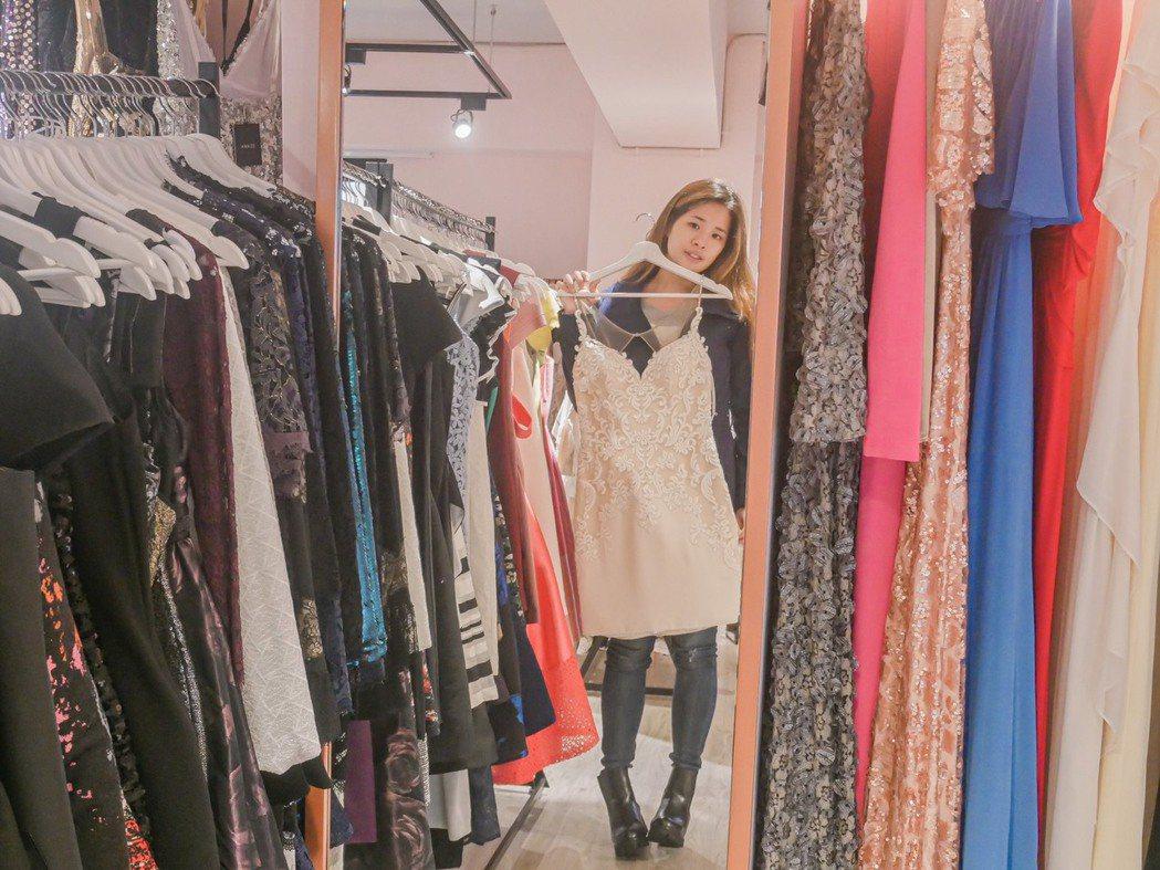 Amazing Cloudset零成本取得服飾出租,滿足「百變女王」的穿搭需求,...