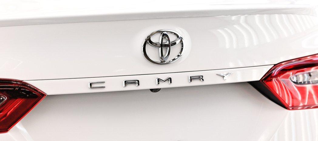 Toyota在七月下旬迎來肯塔基廠的第一千萬輛Camry下線。 摘自Toyota