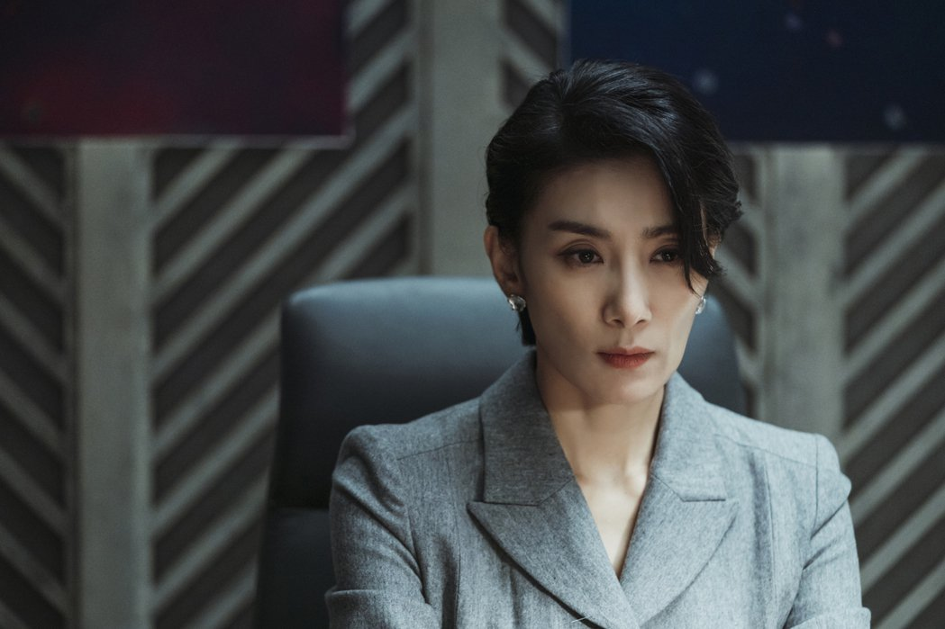 《我的上流世界》劇照,金瑞亨飾演鄭瑞賢。圖/NETFLIX提供