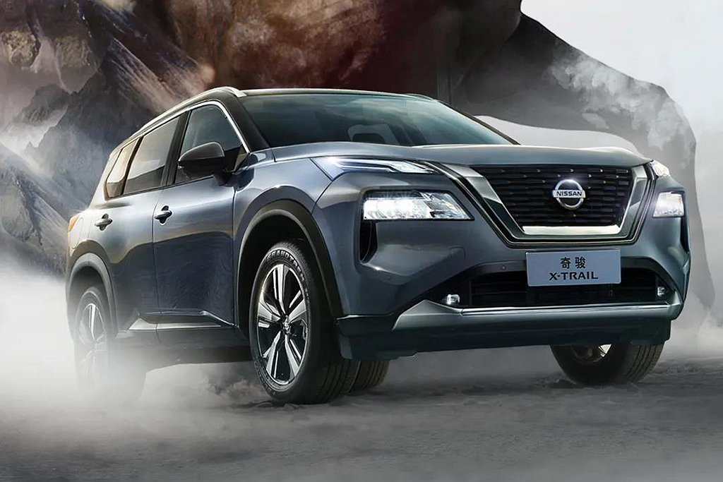 全新Nissan X-Trail在中國市場搭載1.5L VC-Turbo可變壓縮...