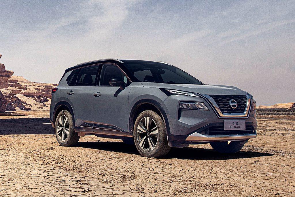 Nissan X-Trail 2WD車型即配備全景天窗、LED星艦分體式大燈、M...