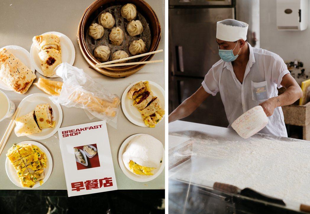 蛋餅、豆漿,是許多人從小吃到大的台灣早餐,也常常被當作宵夜點心。 圖/BREAK...