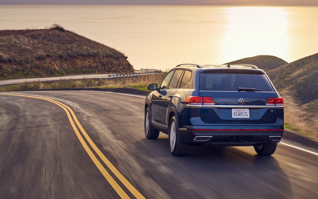 Volkswagen確定將開發空間比Atlas還大的全新純電休旅ID.8。 摘自...