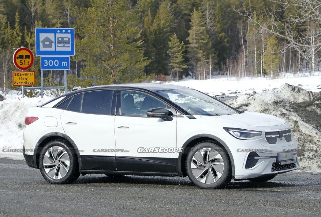 Volkswagen純電跑旅ID.5預計將於明年發表。 摘自Volkswagen