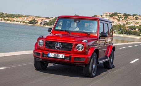 經典G-Class也要電動化 Mercedes-Benz預計九月發布全新純電EQG!