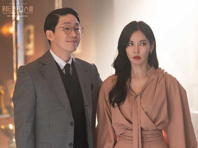 韓劇《Penthouse 上流戰爭》第三季。圖片來源/sbsdrama.offi...