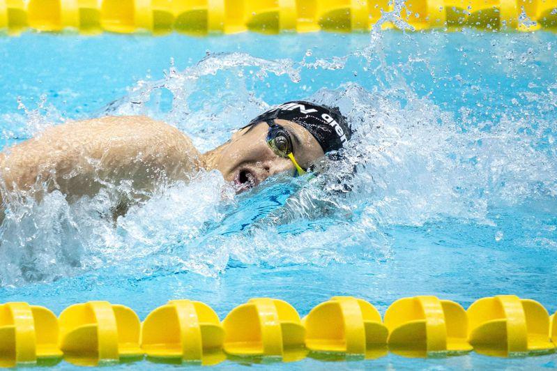 日本地主泳將瀨戶大也是首日焦點。 法新社