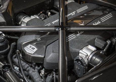 Lamborghini Aventador大牛超跑後繼車將搭載全新V12引擎