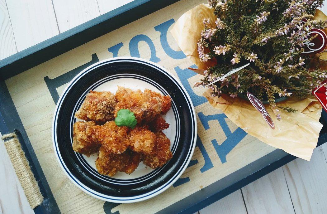 圖文:美國蕃媽/食譜/排骨酥
