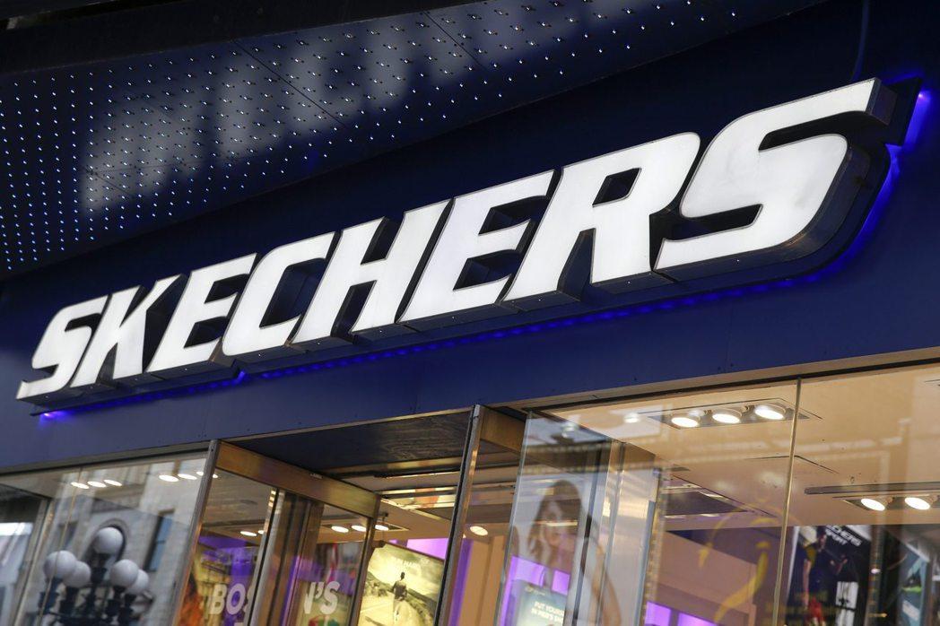 Skechers財報亮麗,盤後股價走高。  路透