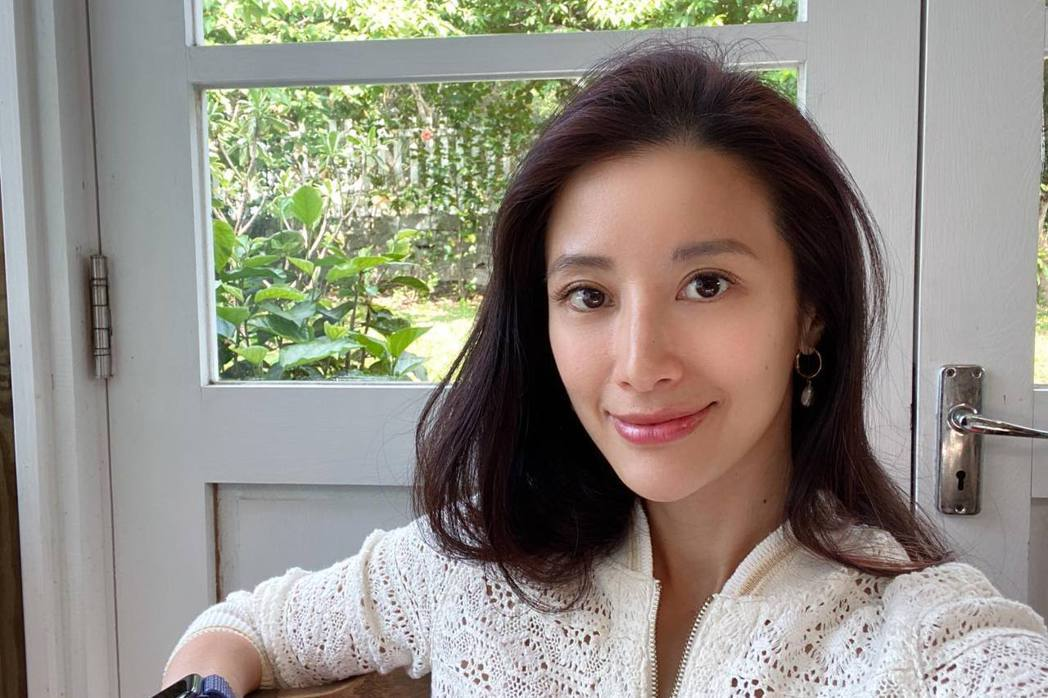 李蒨蓉三度婉拒提前施打疫苗。圖/摘自臉書