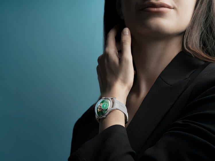 獨立製表品牌MB&F將確定參展2021年Geneva Watch Day...