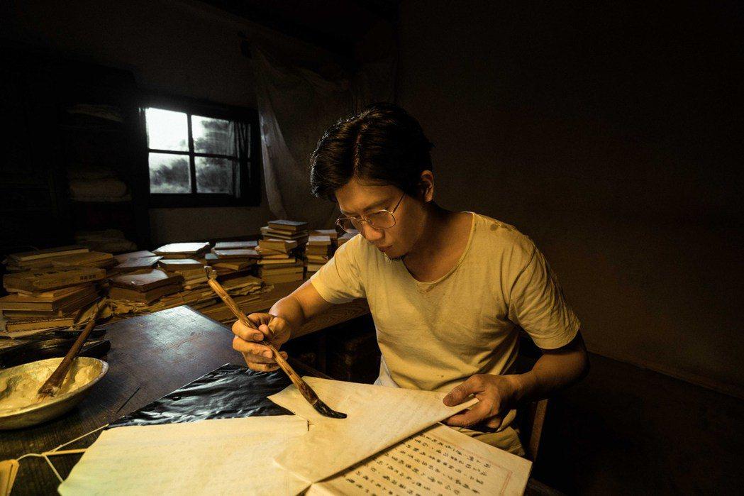 「黑風箏」由莫子儀主演。圖/森好映画提供