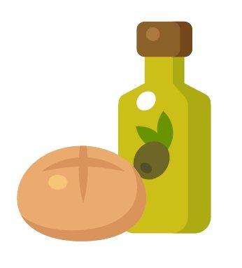 吃碳水化合物前灑一點橄欖油或醋 圖/123RF