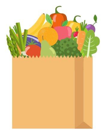 自備蔬菜棒或水果 圖/123RF