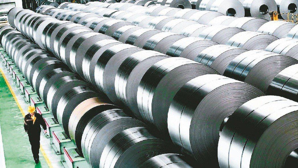 不銹鋼兩大生產原料鎳、鉻大漲,唐榮、燁聯8月份盤價漲定了。(本報系資料庫)