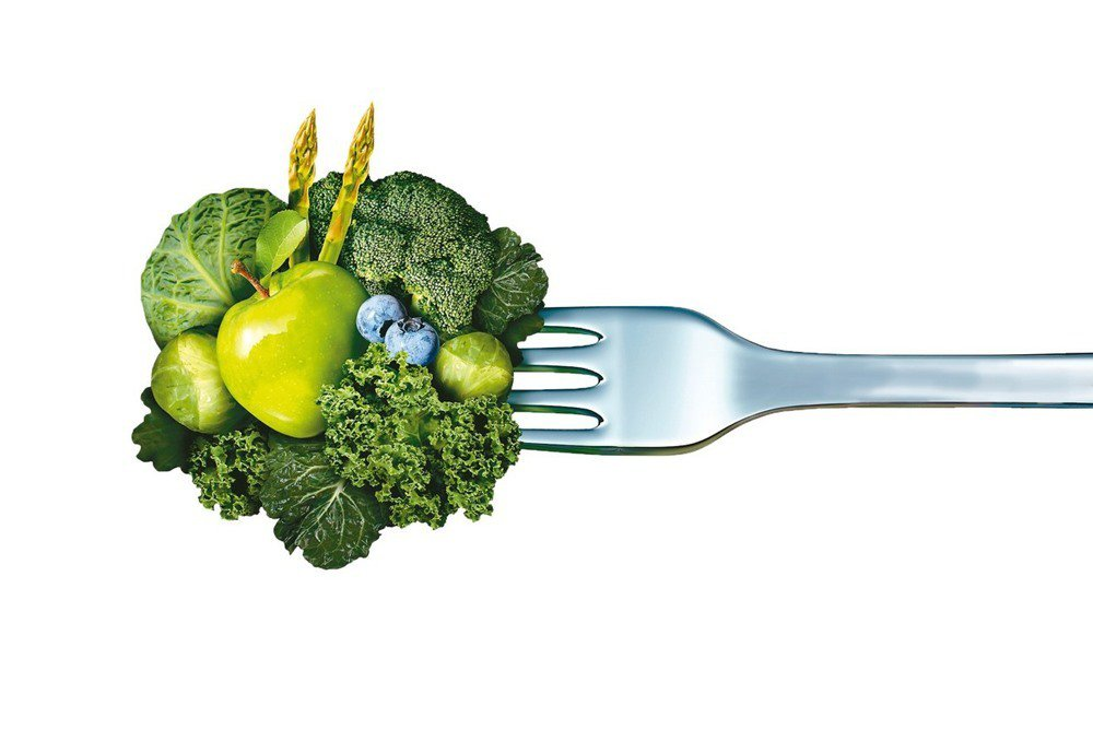 蔬菜中含有大量水溶性纖維,能調整腸胃內的菌種生態。圖/123RF