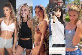 東京奧運/全球最性感運動員、七項全能「黑寡婦」 這些正妹選手都有高顏值與超強實力