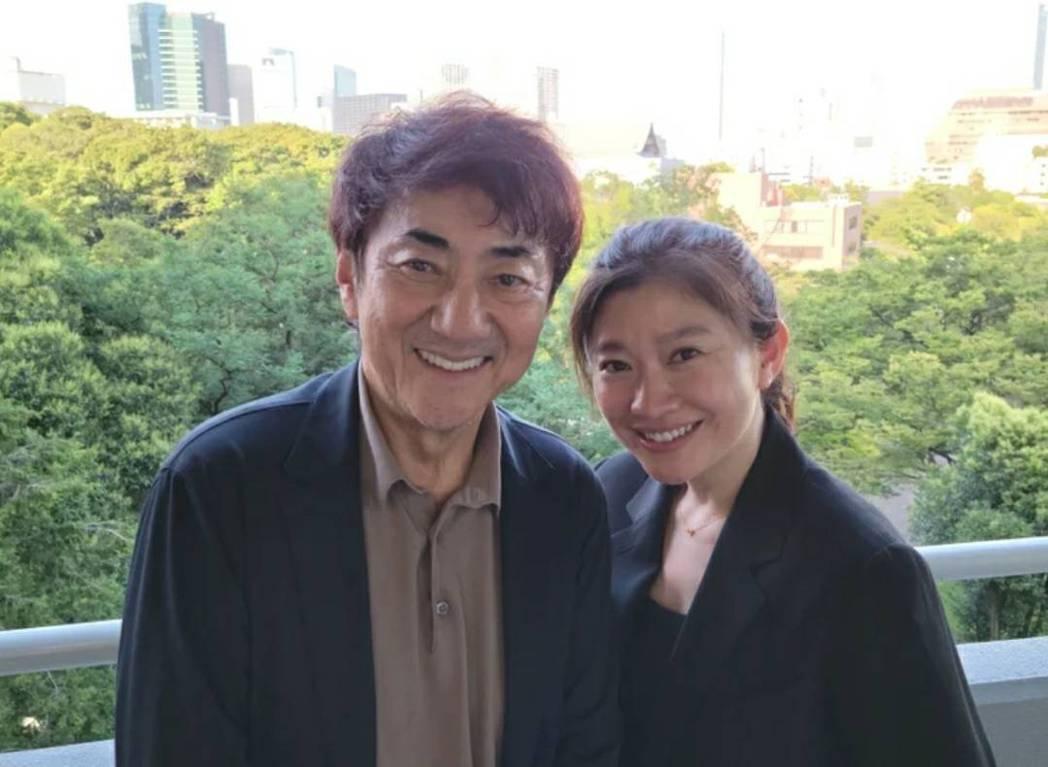 篠原涼子和市村正親宣布離婚。 圖/摘自mdpr