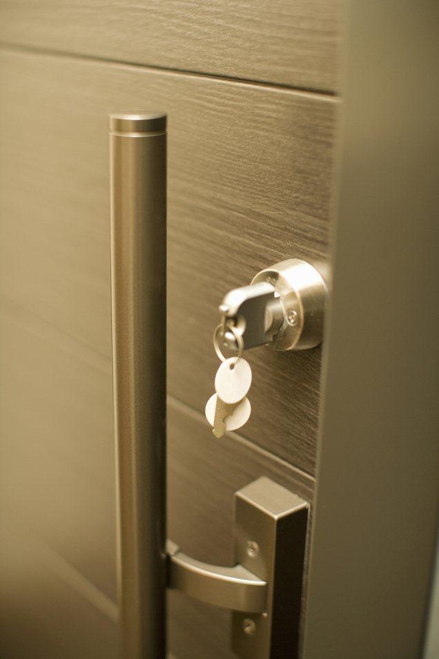 租屋族入住新房時,通常都會換鎖以增強隱私及保障安全問題。示意圖/ingimage