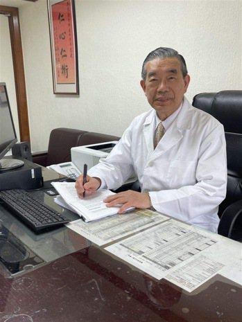 台北仁濟院院長李龍騰攜手《橘世代》推出「院長的中高齡健康課」。圖/李龍騰提供