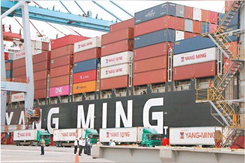 今年上半年台灣對大陸出口仍然維持高比重,占比達42.8%。圖/聯合報系資料照片